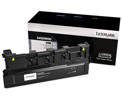 54G0W00 | Original Lexmark Toner Cartridge - Black