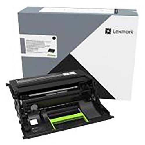 58D0ZA0 | Original Lexmark Toner Cartridge - Black