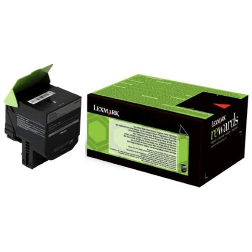 24B6011 | Original Lexmark Genuine OEM Toner Cartridge - Black