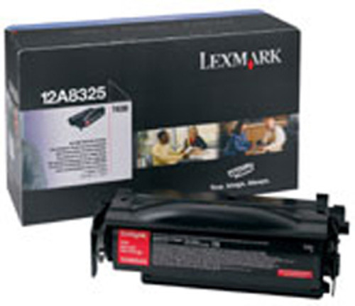 12A8325 | Original Lexmark T430 High-Yield Toner Cartridge - Black