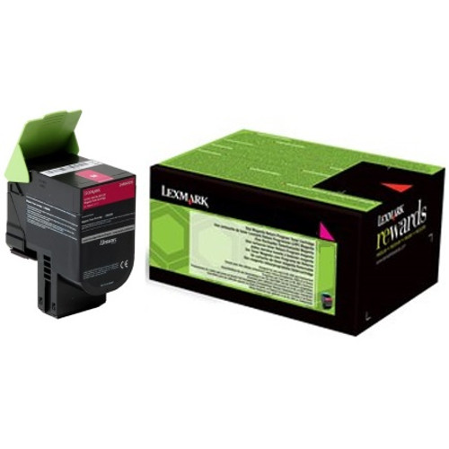 24B6009   Original Lexmark Toner Cartridge - Magenta