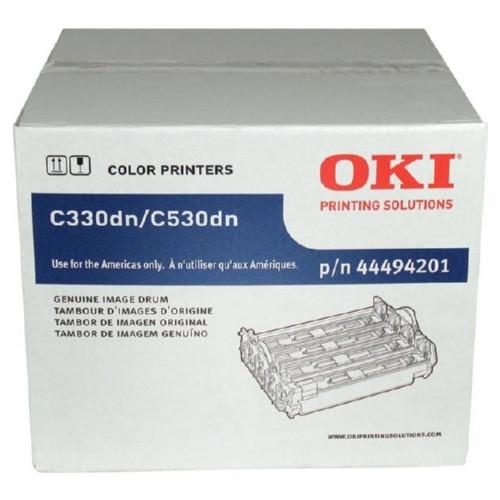 44494201 | Original OKI Drum Cartridge - Black