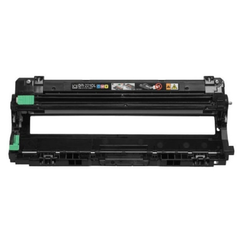 Original Brother DR221CL OEM drum unit for HL-3140cw, HL-3170cdw, MFC-9130cw, MFC-9330cdw; MFC-9340cdw.