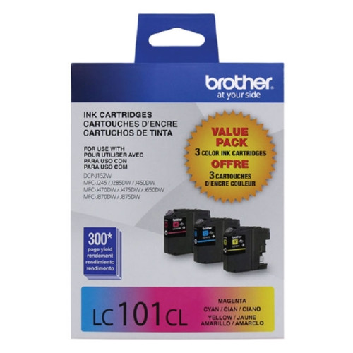 Original Brother LC1013PKS OEM ink for Brother® DCP-J152w, MFC-J870dw, MFC-J875dw, MFC-650dw, MFC-J475dw, MFC-J470dw, MFC-J450dw, MFC-J285dw, MFC-J245.