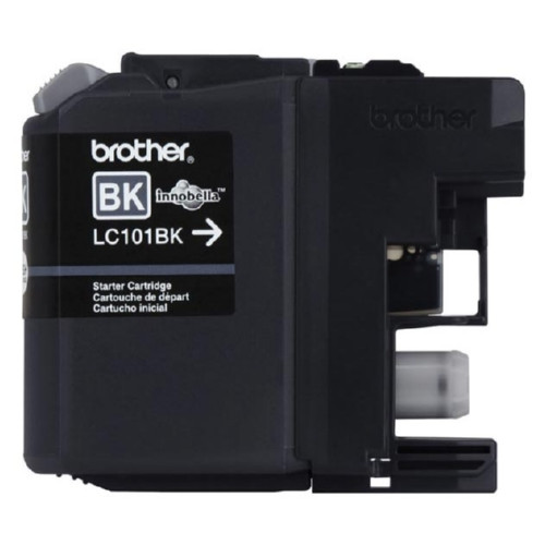 Original Brother LC101BK OEM ink for Brother® DCP-J152w, MFC-J870dw, MFC-J875dw, MFC-650dw, MFC-J475dw, MFC-J470dw, MFC-J450dw, MFC-J285dw, MFC-J245.