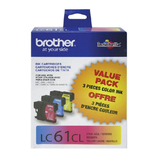Original Brother LC613PKS OEM ink for Brother® DCP165c, 375w, 385c, 395cn, 585cw, J125c, 258c, 255cw, MFC-290c, 295cn, 490cw, 495cw, 790cw, 795cw, 5490cn, 5895cw, 6490cw, 6890cdw, J220, J265w, J270w, J410w, J415w, J615w, J630w.