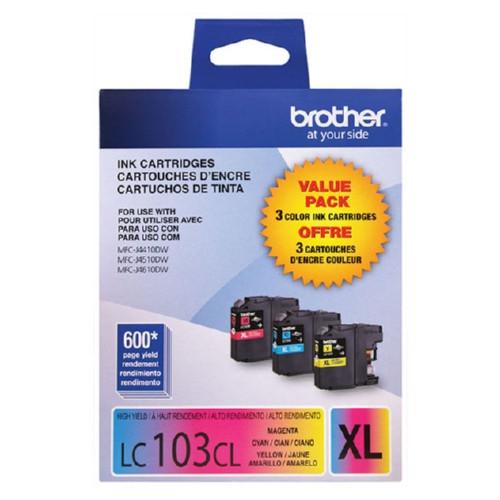 LC-103 | Original Brother Ink Cartridge – Tri-Color