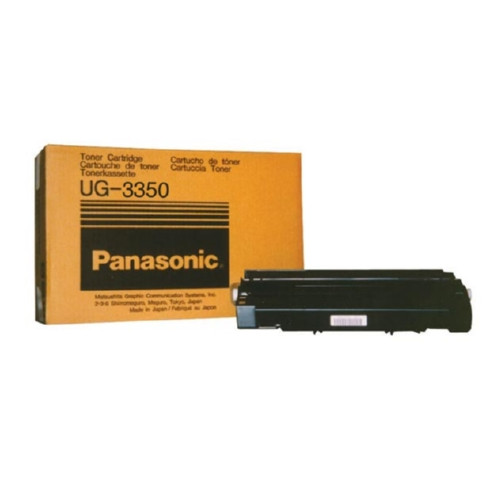 UG3350 | Original Panasonic Toner Cartridge – Black