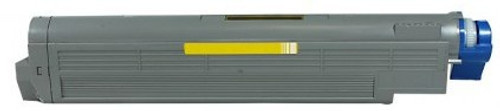 42918921   Original OKI Toner Cartridge - Yellow