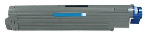 42918923 | Original OKI Toner Cartridge - Cyan