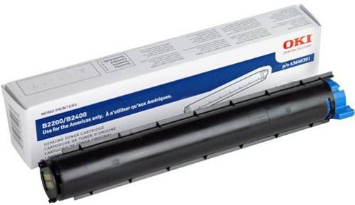 42918988 | Original OKI Toner Cartridge - Black