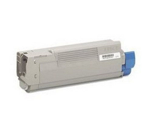 43866143 | Original Okidata Toner Cartridge - Cyan