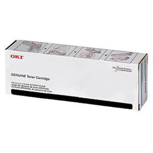 43979222 | Original OKI Toner Cartridge - Black