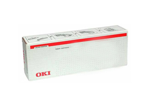 44958001 | Original OKI Toner Cartridge - Black
