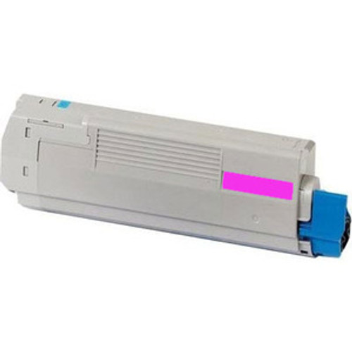 44973566   Original OKI Toner Cartridge - Magenta