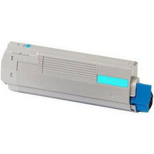 44973567 | Original OKI Toner Cartridge - Cyan