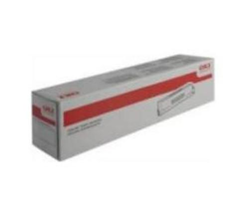 46490504 | Original OKI Toner Cartridge - Black