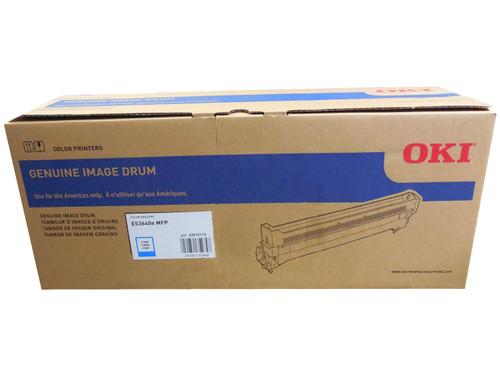42918119 | Original OKI C7 Toner Cartridge - Cyan