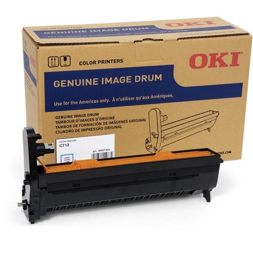 46507403 | Original OKI Image Drum - Cyan