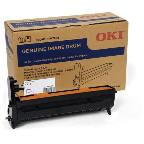 46507302 | Original OKI Image Drum - Magenta