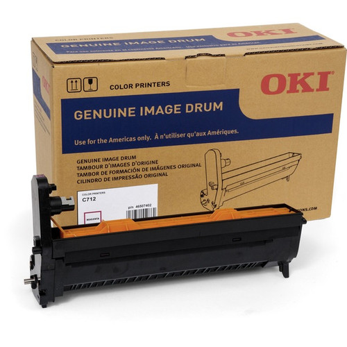46507402 | Original OKI Image Drum - Magenta