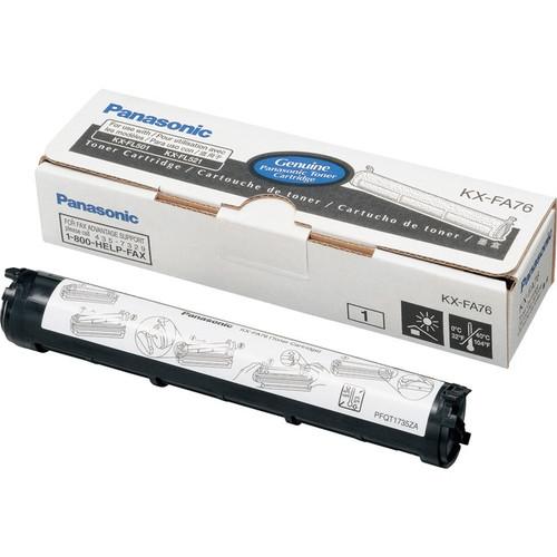 KX-FA76   Original Panasonic Toner Cartridge – Black