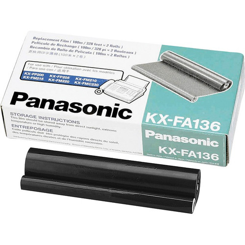 Original Panasonic KXFA136 Ribbon