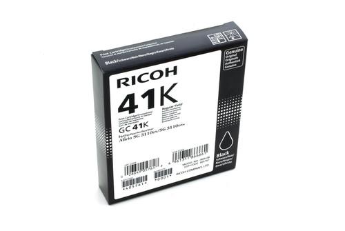 405761 | Original Ricoh ink Cartridge - Black