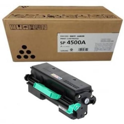407319 | Original Ricoh OEM Toner Cartridge - Black