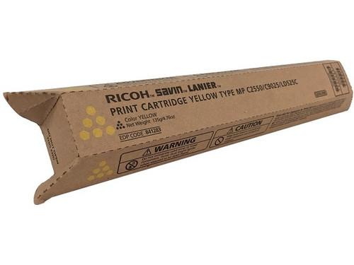 841283 | Original Ricoh Toner Cartridge - Yellow