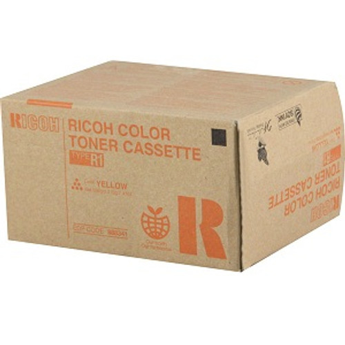 888341 | Original Ricoh Toner Cartridge - Yellow