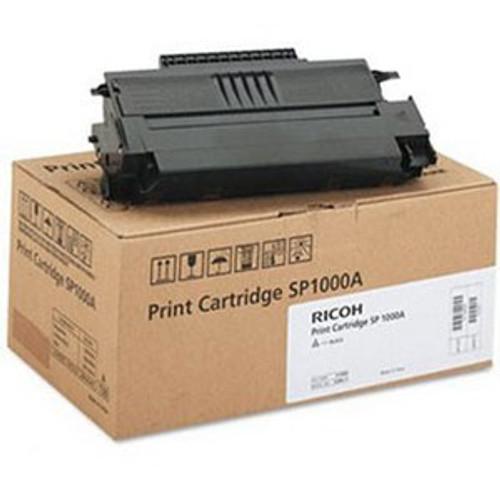 413460   Original Ricoh HY Toner Cartridge - Black