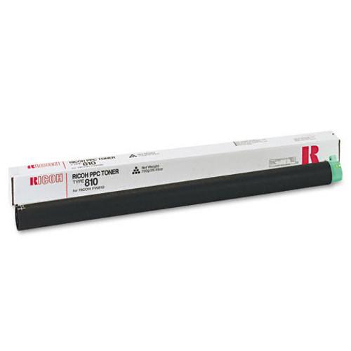 887447   Original Ricoh Toner Cartridge - Black