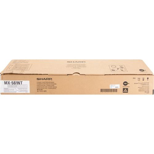 MX561NT | Original Sharp Toner Cartridge – Black