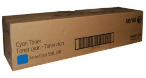 006R01528   Original Xerox Laser Toner Cartridge - Cyan