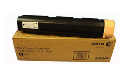 006R01668   Original Xerox Laser Toner Cartridge - Black