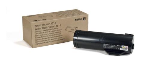 106R02720   Original Xerox Toner Cartridge - Black
