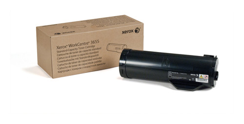 106R02736 | Original Xerox Toner Cartridge - Black