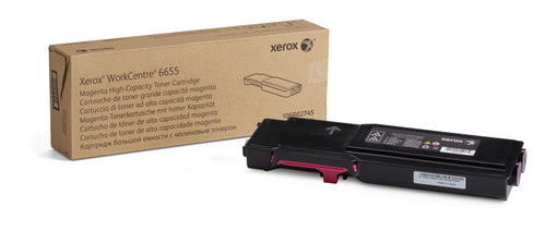 106R02745 | Original Xerox Toner Cartridge - Magenta