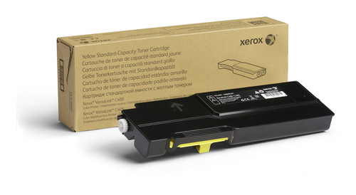 106R03501 | Original Xerox Toner Cartridge - Yellow