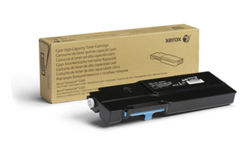 106R03514 | Original Xerox Toner Cartridge - Cyan