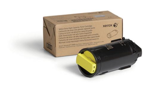 106R03918 | Original Xerox Toner Cartridge - Yellow