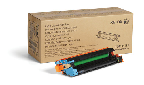 108R01481 | Original Xerox Toner Cartridge - Cyan