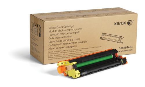 108R01483 | Original Xerox Toner Cartridge - Yellow