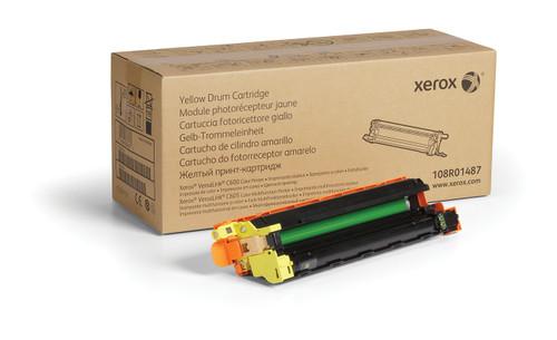 108R01487   Original Xerox Printer Drum - Yellow