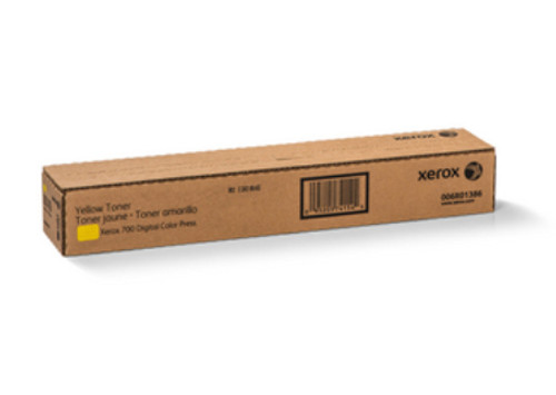 006R01386 | Original Xerox Toner Cartridge - Yellow