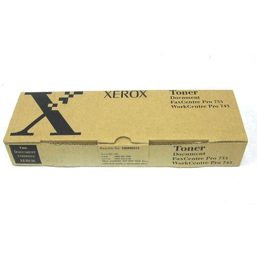 106R373   Original Xerox Toner Cartridge - Black