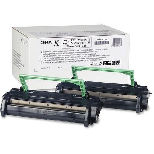 006R01236 | Original Xerox Laser Toner Cartridge - Black
