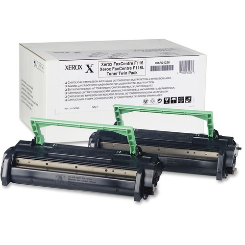 006R01236   Original Xerox Laser Toner Cartridge - Black