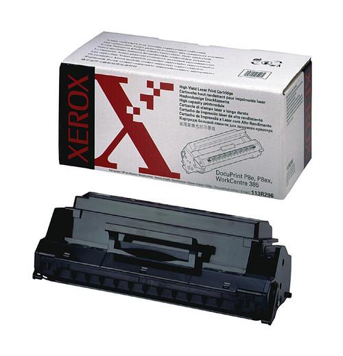 113R00296   Original Xerox - Black